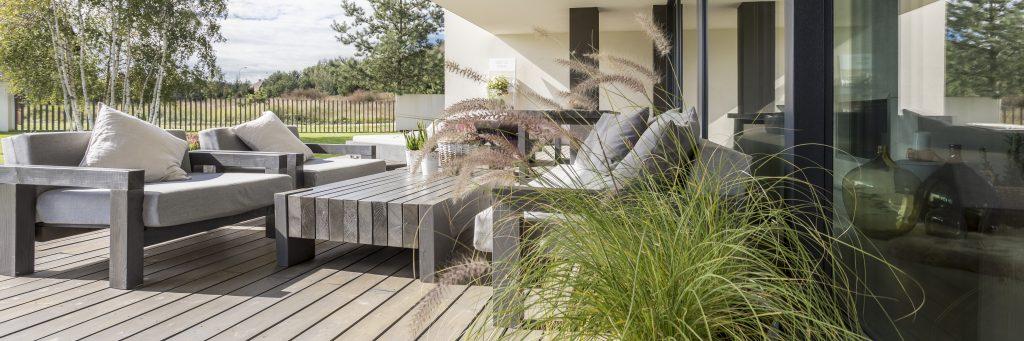 Cómo escoger qué muebles necesitas para tu jardín